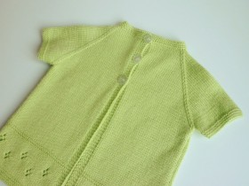 lightgreensweaterforbabygirl